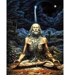 A Yogi Leaving His Body
