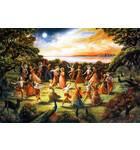 Rasa Dance Painting