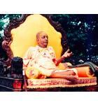 Srila Prabhupada at New Vrindavan
