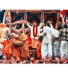Srila Prabhupada at San Francisco Ratha Yatra