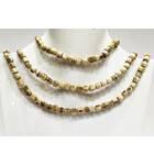 Tulsi Neck Beads - Big Round