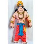"Childrens Stuffed Toy: Lord Hanuman (Approx. 9"" high))"