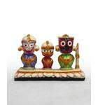 Jagannatha, Baladeva and Subhadra Deities, Small Size