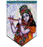 Art Flag -- Krishna