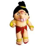 Childrens Stuffed Toy: Lord Ganesh Doll
