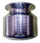 Lota (Water Cup) - Stainless Steel - 3.5""