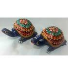 Metal Tortoise (set of 2)