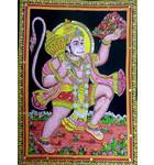 Wall Hanging -- Sri Hanuman